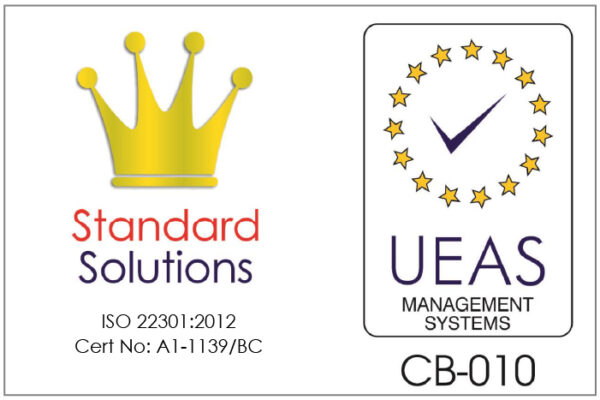 ISO 22301-2012